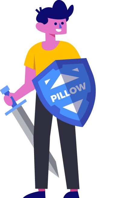 Buy Pillow Links